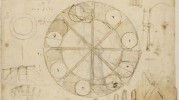 """The Mind of Leonardo. Leonardo's Designs from the Codex Atlanticus"""