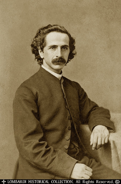 Antonio Arrighi, Iowa Troops