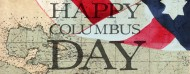 Let's all celebrate Columbus Day!