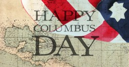 Happy Columbus Day 2017