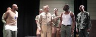 "Bang Bang. STAGE REVIEW:  ""A Soldier's Play"" by Charles Fuller"